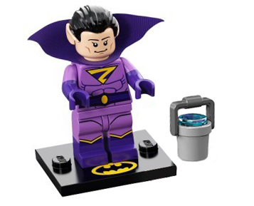 LEGO Batman Movie Series 2 Minifigures Wonder Twin Zan