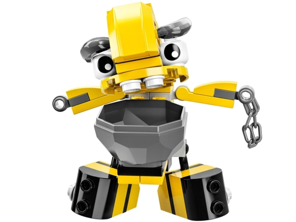 LEGO Mixels Series 6 (Yellow) Forx