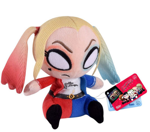 Funko Mopeez Suicide Squad Harley Quinn Plush