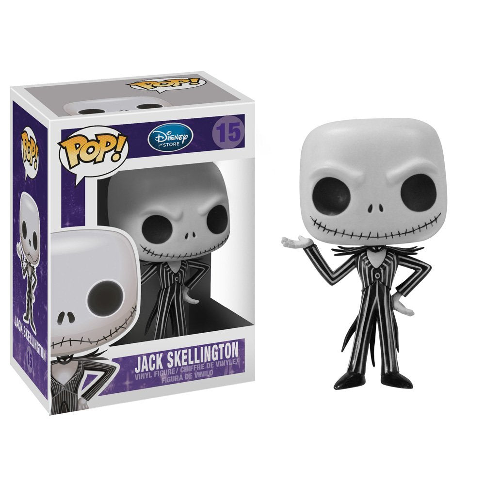 Funko Pop! Disney Nightmare Before Christmas #15 Jack Skellington ...