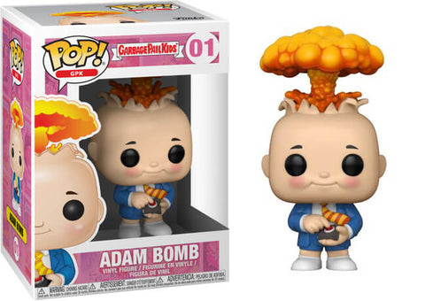 Funko Pop! GPK Garbage Pail Kids #01 Adam Bomb