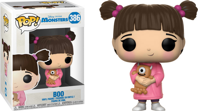 Funko Pop! Disney Pixar Monsters Inc. #386 Boo with Little Mikey