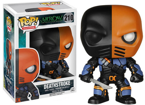 Funko Pop! Television Arrow #210 Deathstroke