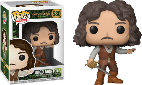 Funko Pop! Movies Princess Bride #580 Inigo Montoya