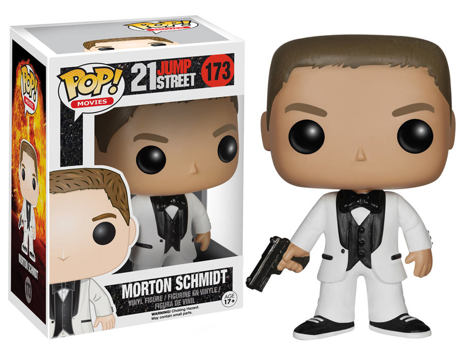 Funko Pop! Movies 21 Jump Street #173 Morton Schmidt