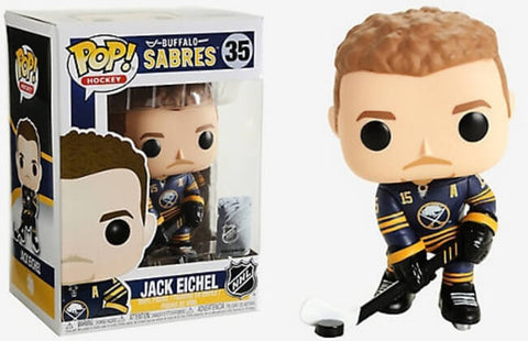 Funko Pop! Hockey NHL Buffalo Sabres #35 Jack Eichel
