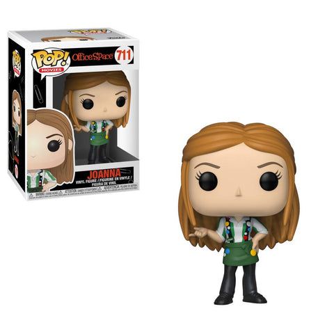 Funko Pop! Movies Office Space #711 Joanna with Flair