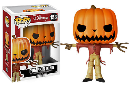 Funko Pop! Disney Nightmare Before Christmas #153 Pumpkin King