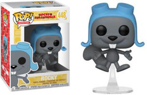 Funko Pop! Animation Adventures of Rocky & Bullwinkle #448 Rocky (Flying)