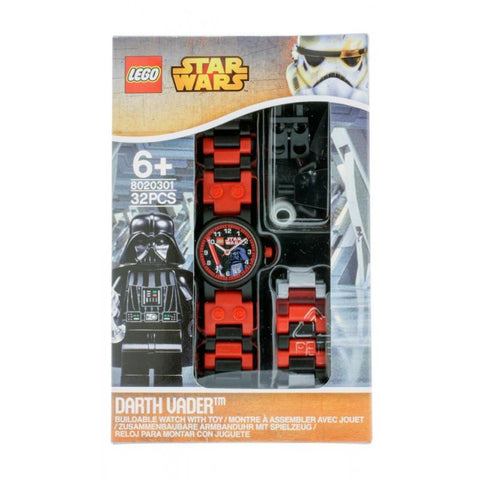 LEGO Star Wars 8020301 Darth Vader Buildable Watch