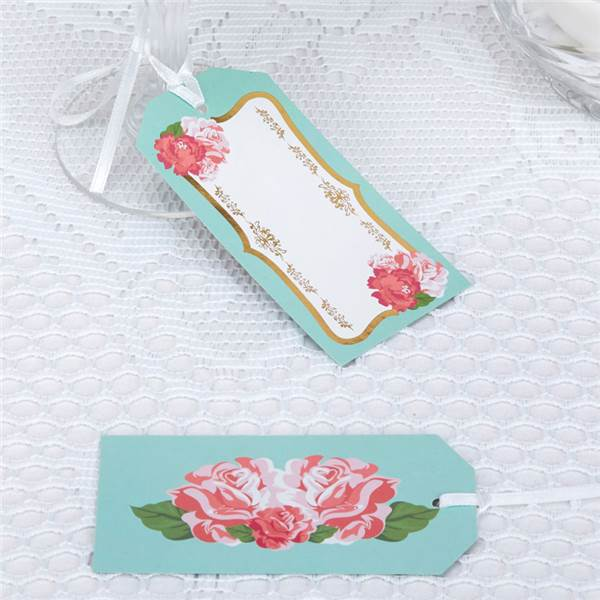 Eternal Rose Luggage Tags
