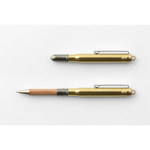 Traveler's Company - BRASS - Stylo bille - RECHARGE