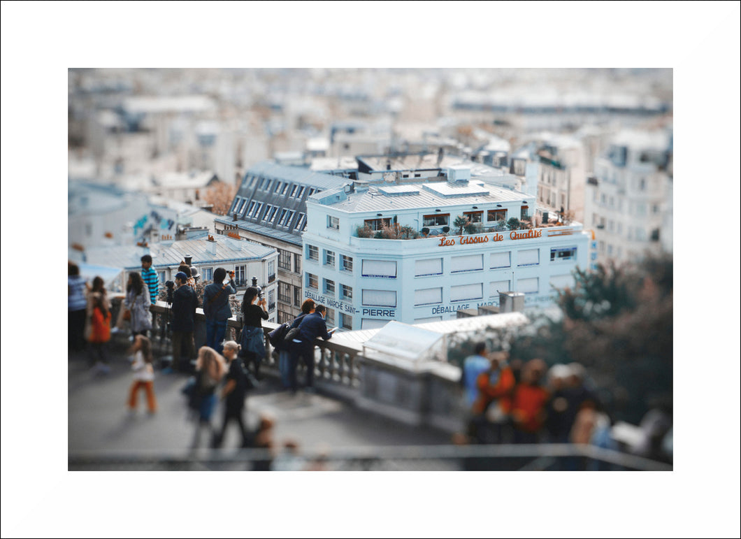 Photo 'Montmartre en miniature'