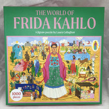 Puzzle 'The World of Frida Kahlo' - 1000 pièces