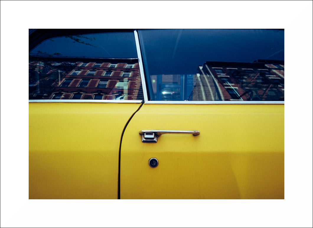 Photo 'NYC car detail (yellow)'