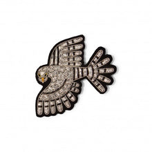 Broche Macon & Lesquoy 'faucon'