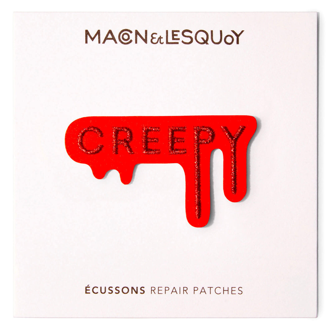 Ecusson Macon & Lesquoy 'Creepy'