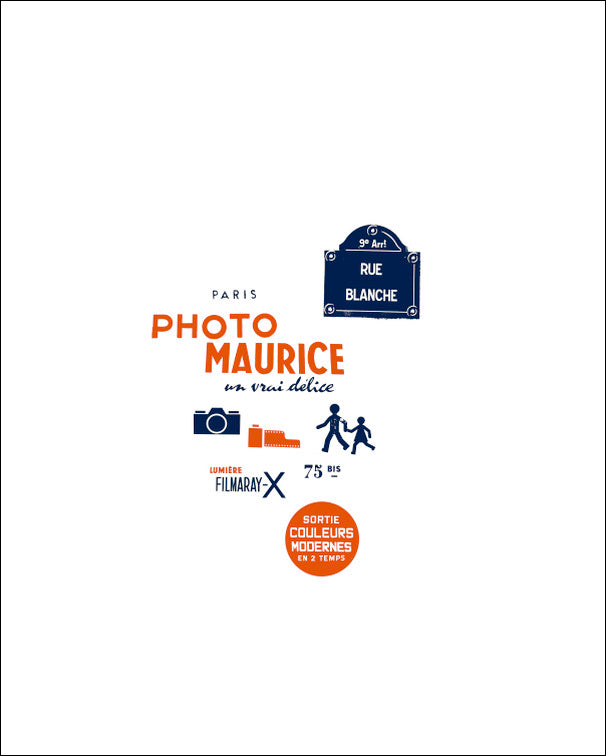 Affiche 'Photo Maurice'