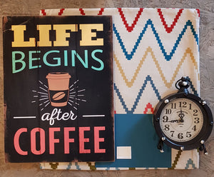 The perfect décor theme for coffee Lovers!