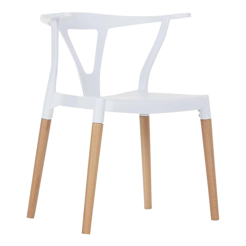 Wishbone Chairs White - Fervor + Hue