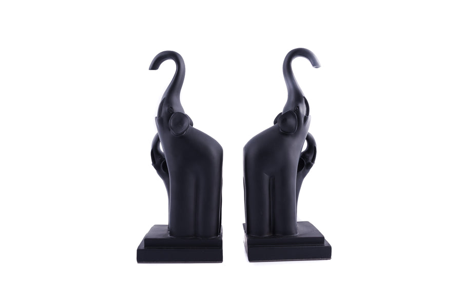 Book Ends Elephants - Fervor + Hue