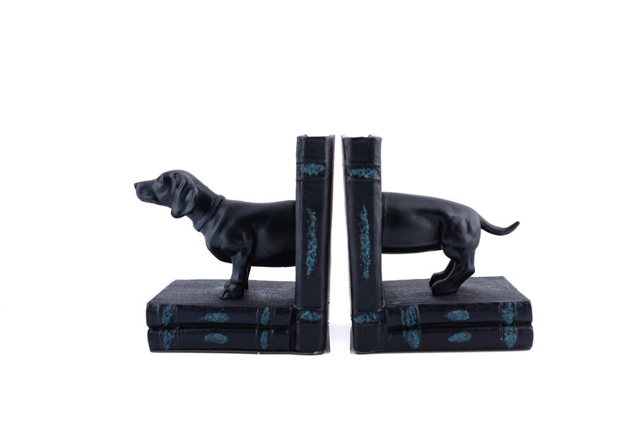 Book Ends Long Doggy Tales - Fervor + Hue
