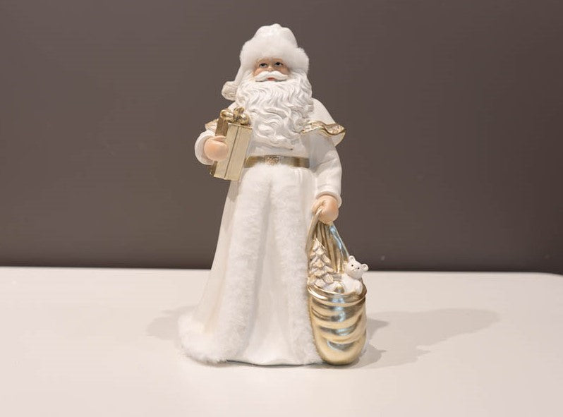 Father Christmas White Lg - Fervor + Hue