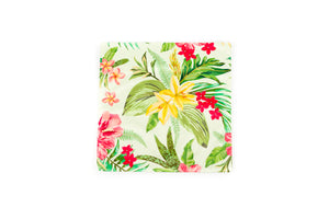 Exotic Lily Gold Cushion - Cover Only - Fervor + Hue