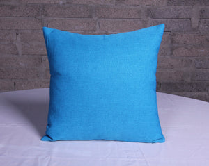 Linen Weave Turquoise