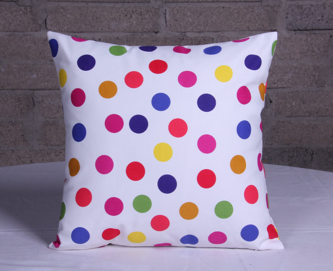 Merry Polka dot Pink Multi