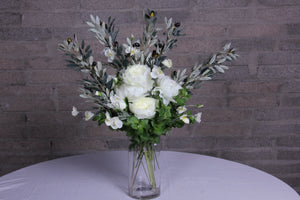 Luxury Peony Bunch Flowers - Fervor + Hue