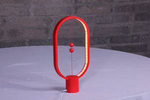 Urban Lamp Red
