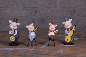 Piggy on the Fiddle
