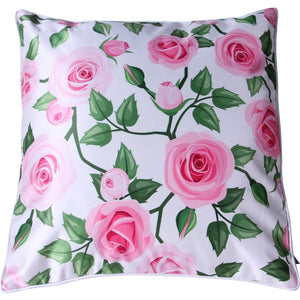 Rose Garden Pink Green - Cover only - Fervor + Hue