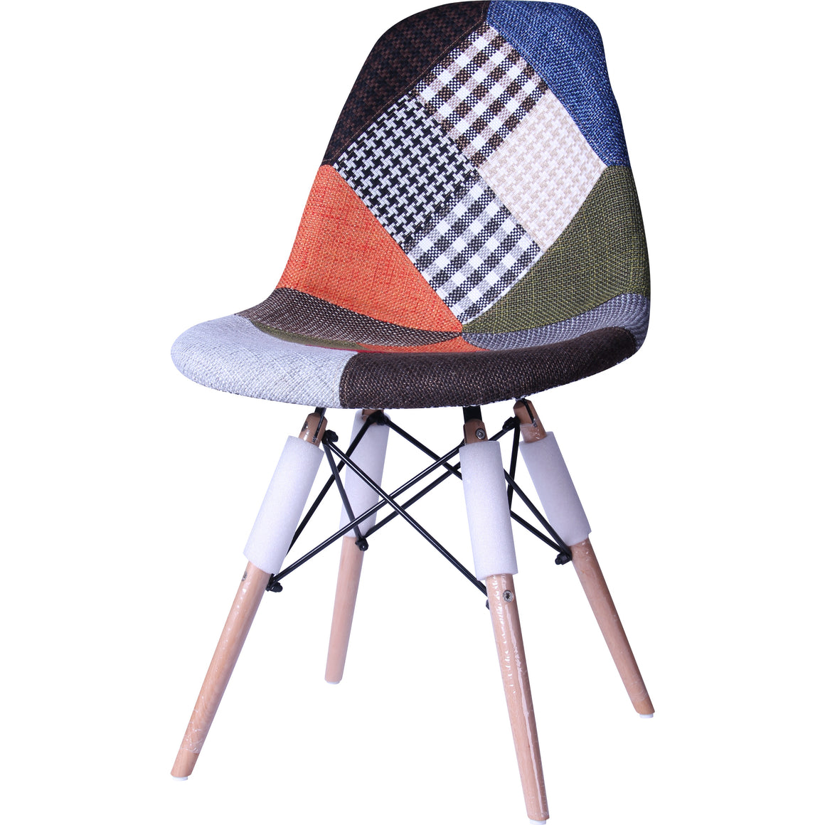 Eames Style Chairs - Patchwork