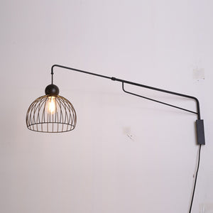 Jason Metal Wall Arm Lamp