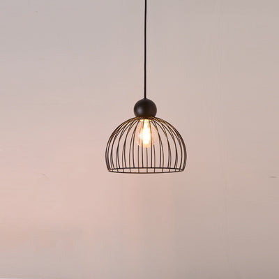 Jason Metal Ceiling Light Pendant - Fervor + Hue