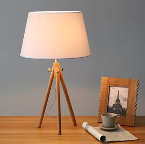 Classic Tripod Table Lamp Shade Linen