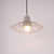 Delight Flat Disc Soft Gold Ceiling light Pendant - Fervor + Hue