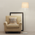 Studio White Floor Lamp ML760 - Fervor + Hue