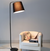 Milan Floor Lamp BLK ML7252F - Fervor + Hue