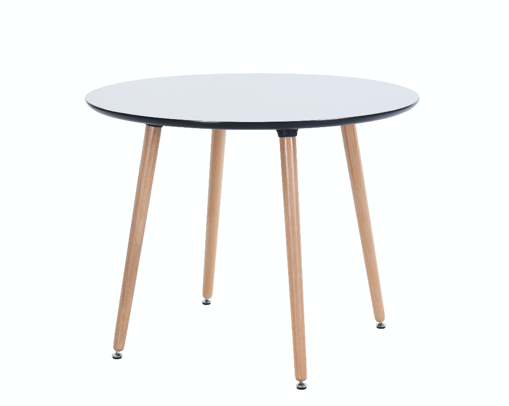 Eames Style Round Dinning Table with scratch proof surface - Collections only - Fervor + Hue