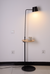 Shelf Floor Lamp Black - Fervor + Hue