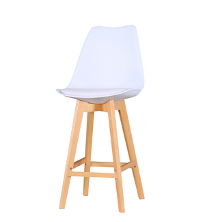 Eames Style Deluxe Bar Stool