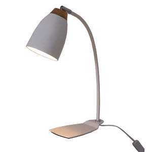 Watchman Table Lamp White