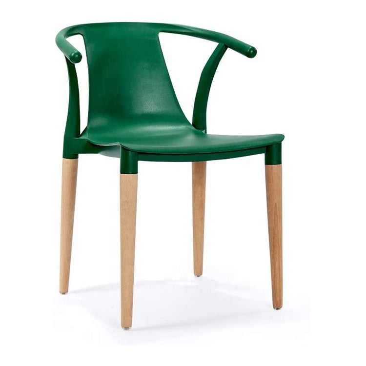 Daisy T Curve Chair Emerald Green - Pre order now available from 7th Feb