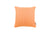 Surprise Plain Orange Cushion - Fervor + Hue