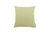 Deco Texture Plain Sage Cushion - Fervor + Hue