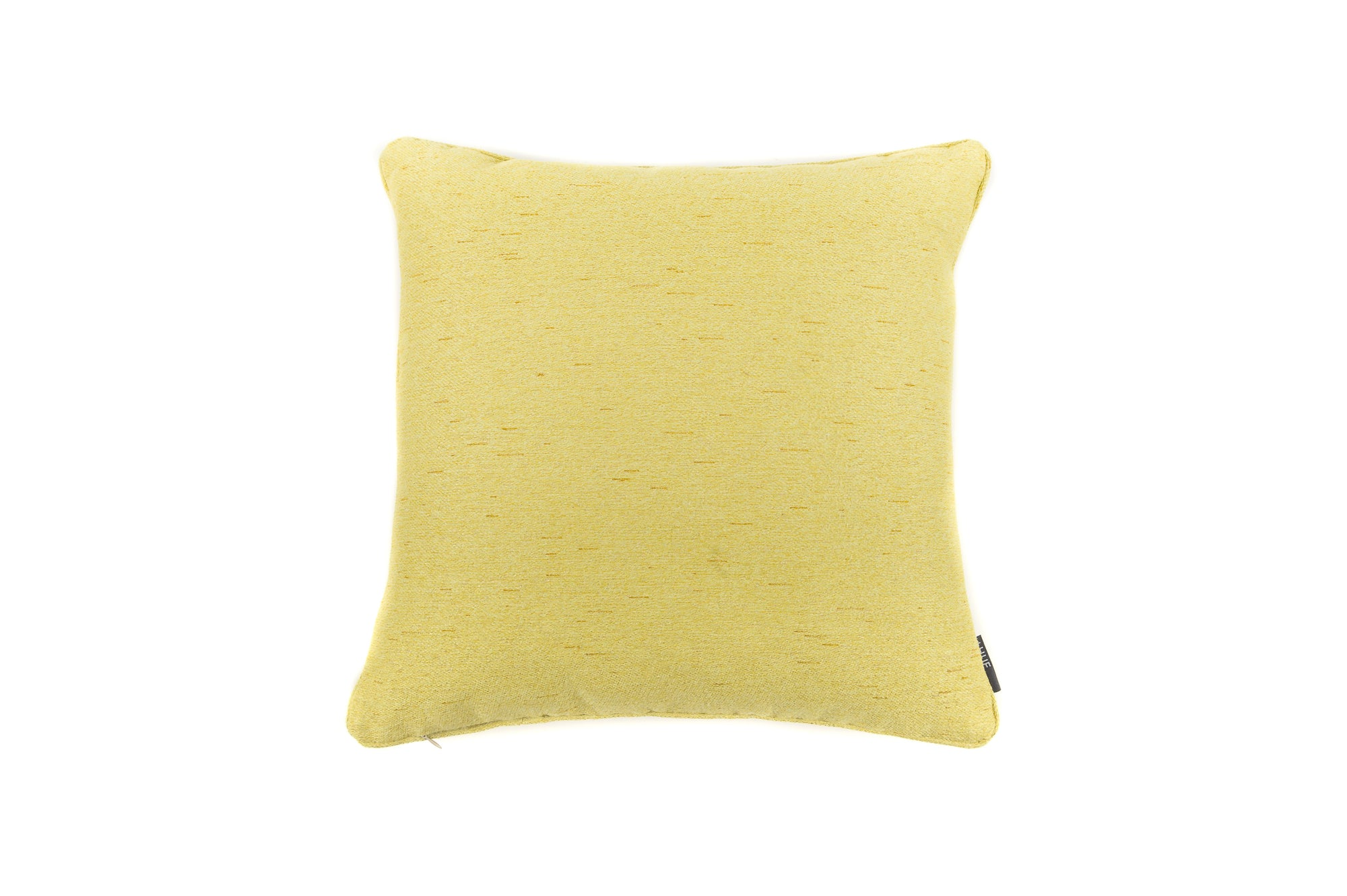 Surprise Plain Lemon Cushion - Fervor + Hue