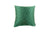 Cushion Dancing Drops Green Multi - Fervor + Hue